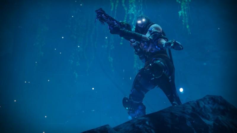 Destiny 2 Forsaken Barons trickster