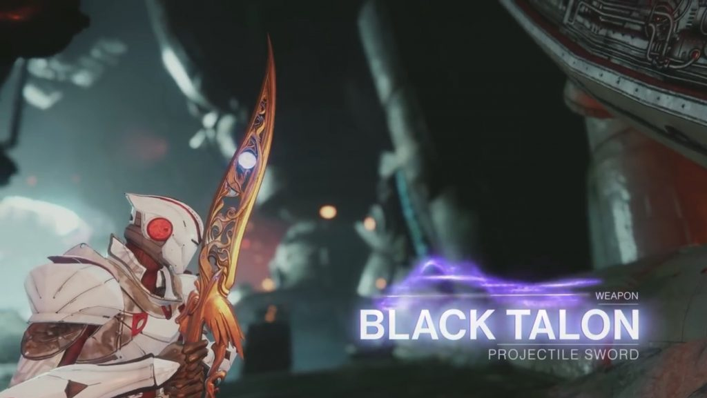 Destiny 2 Forsaken Black Talon