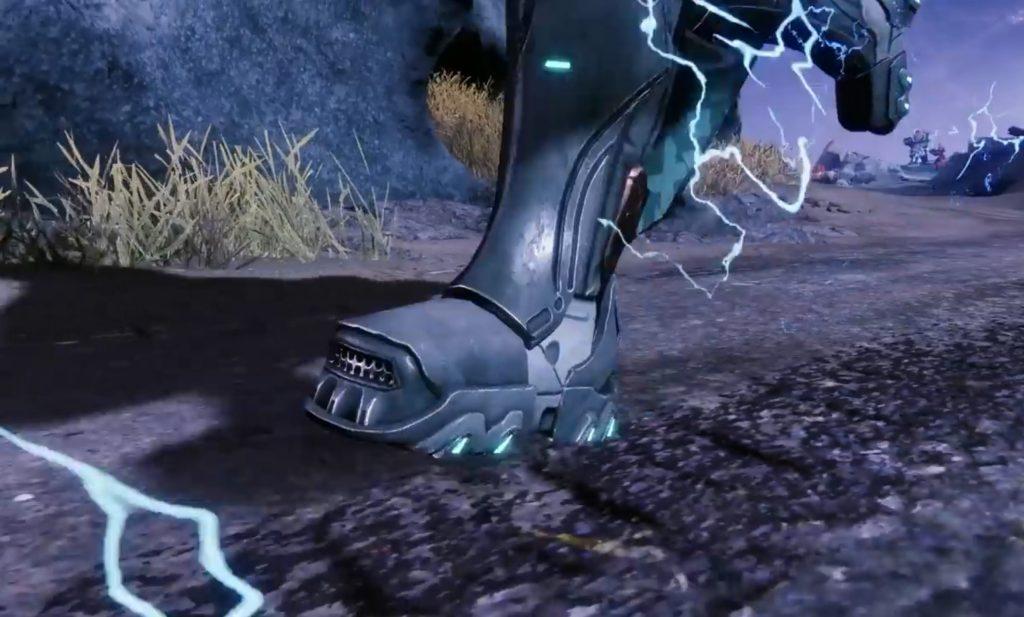 Destiny 2 Forsaken Exo Boots