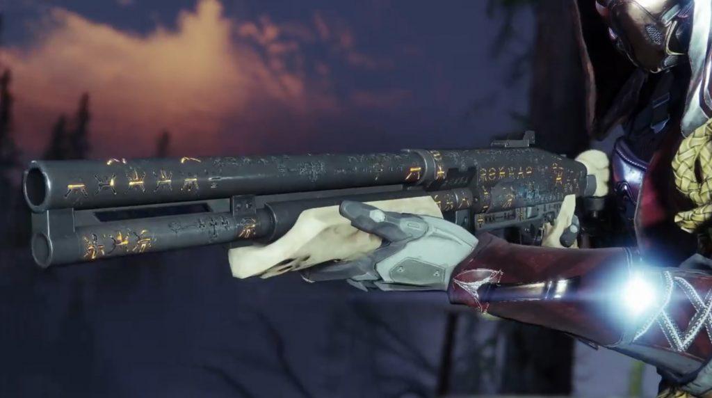 Destiny 2 Forsaken Exo Shotgun