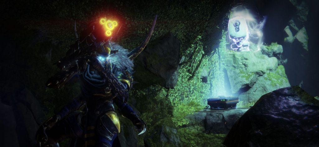 Destiny 2 Forsaken LostSector 1
