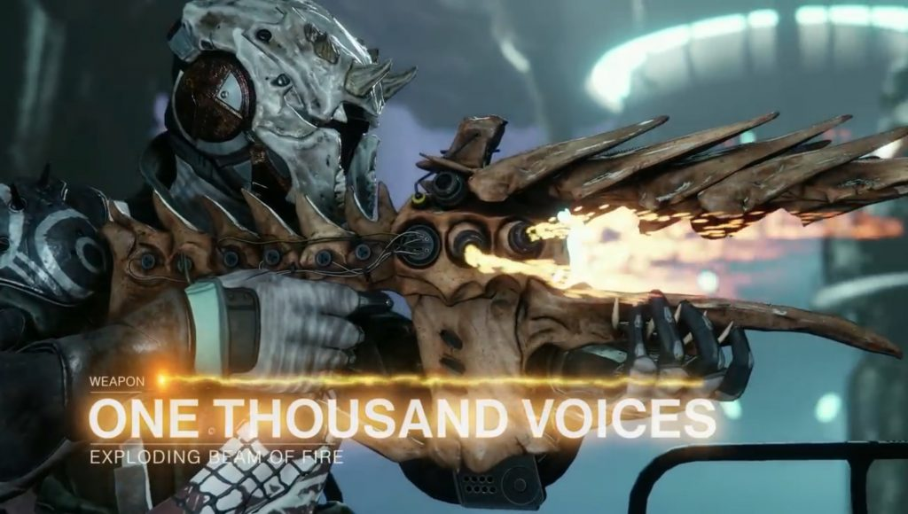 Destiny 2 Forsaken One Thousand Voices
