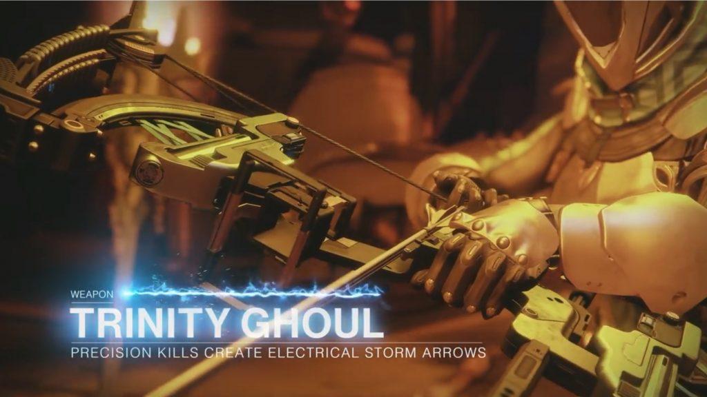 Destiny 2 Forsaken Trinity Ghoul