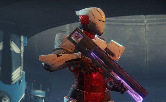 Destiny 2 Graviton Lance guardian