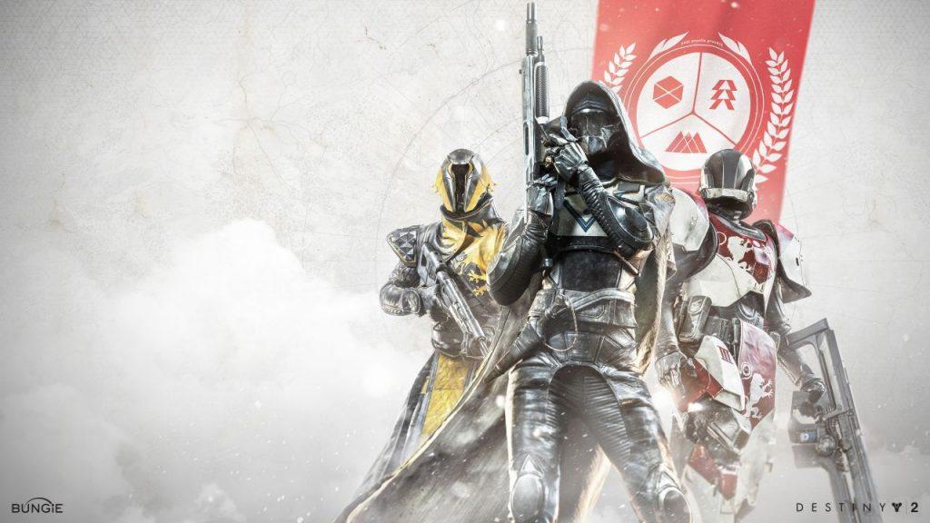 Destiny 2 Guardians 12