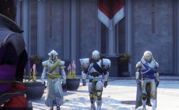 Destiny 2 Sonnenwende Titel