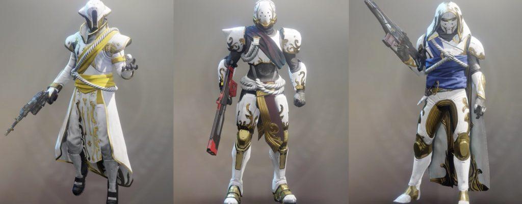 Destiny 2: So schaltet Ihr alle Teile der Sonnenwende-Event-Rüstungen frei