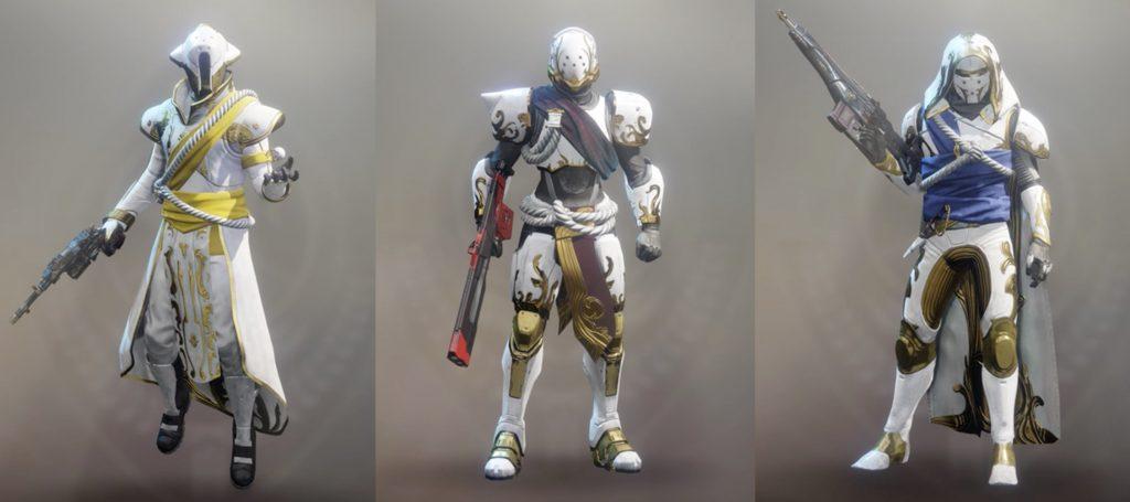 Destiny 2 Sonnenwende rüstung