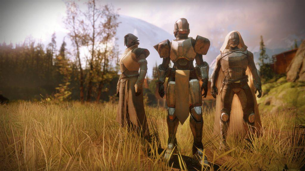 Destiny 2 Sonnenwende rüstungen v2