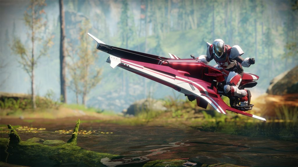 Destiny 2 Sparrow