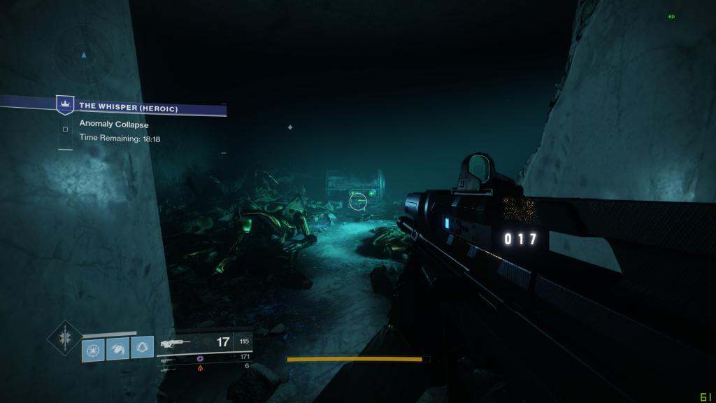 Destiny 2 spinle mission 3