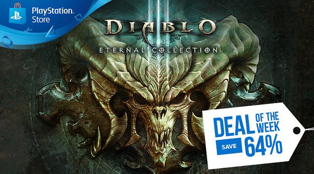 Diablo 3 eternal collection sale