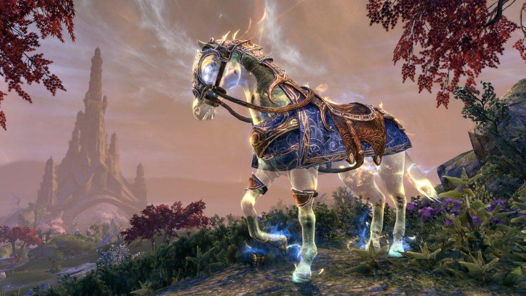 ESO Psijik Pferd