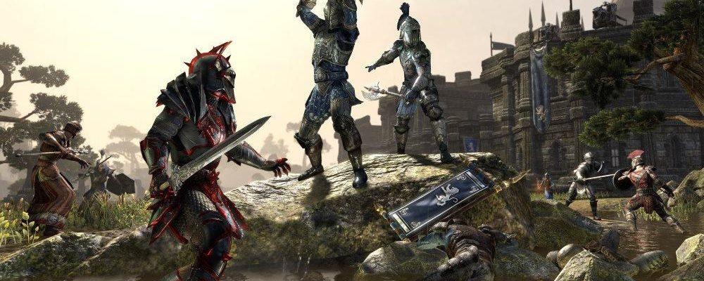 The Elder Scrolls Online: Durch dieses Event lohnt sich PvP für einige Tage doppelt