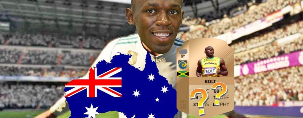 Usain Bolt in FIFA 19? So übermächtig könnte seine FUT-Karte sein!