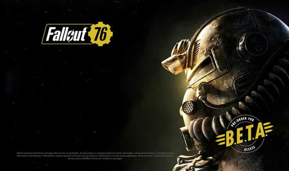 Fallout 76 Beta Release