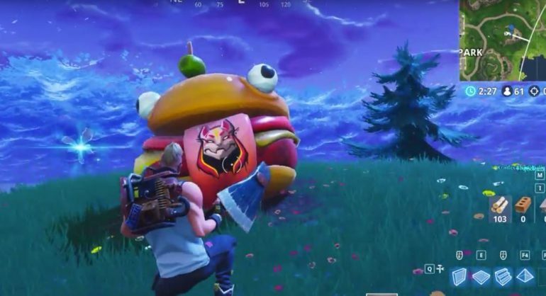 Fortnite-Durr-Burger-Neu