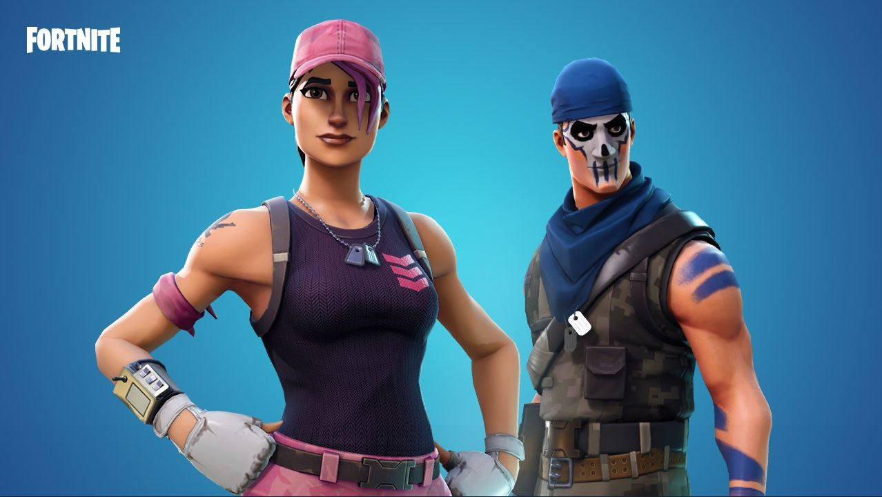 Fortnite-Outfits
