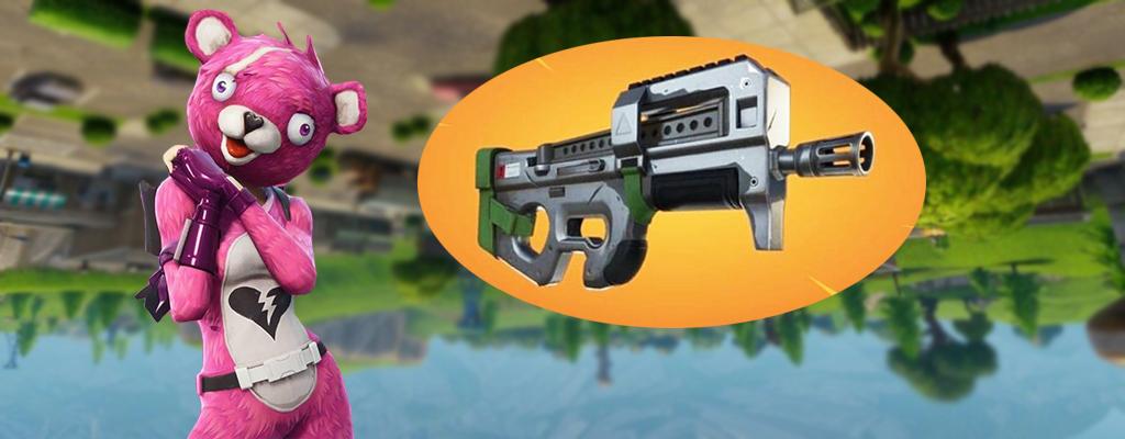 Fortnite: Darum stellt die P90 das Spiel komplett auf den Kopf
