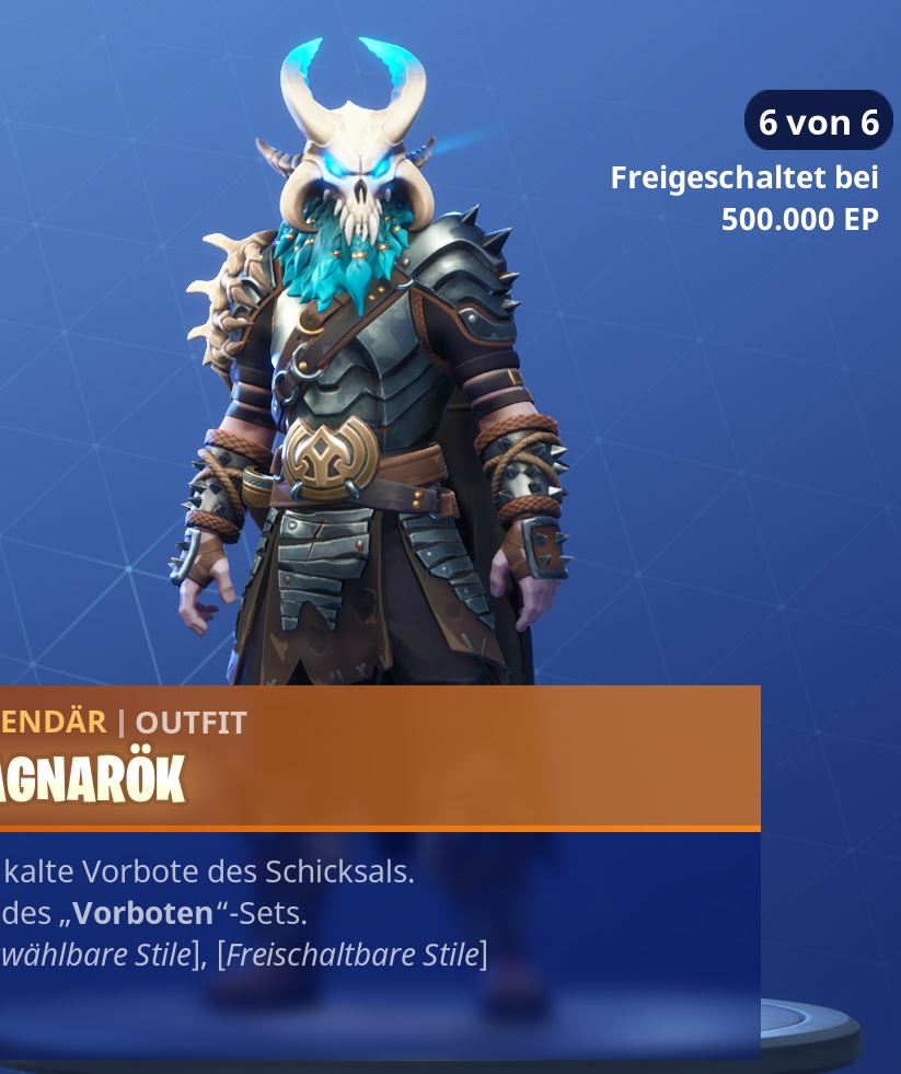 Fortnite-Ragnarök