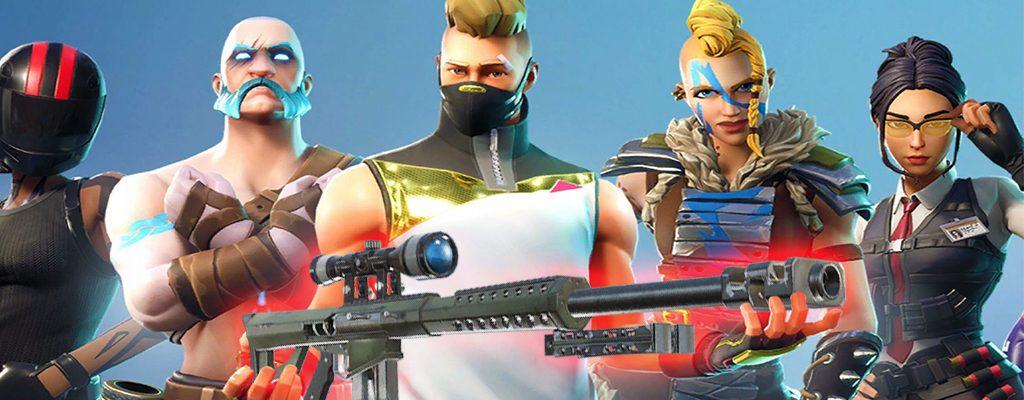 Fortnite Sniper Titel