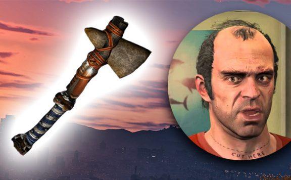 GTA 5 Online Tomahawk