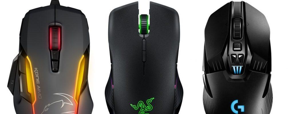 Das sind die 3 besten Gaming Mäuse Deals des Amazon Prime Day!