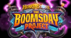 Hearthstone Boomsday Project title