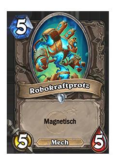 Hearthstone Boomsday Robokraftprotz