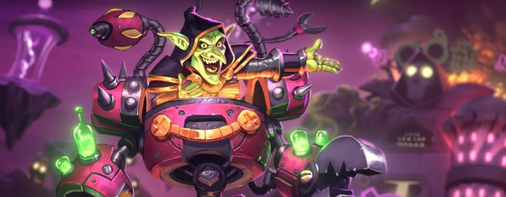 Diese irren Ideen sind neu in Hearthstone: The Boomsday Project