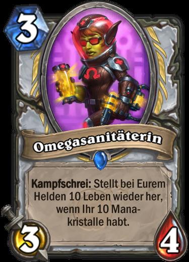 Hearthstone Omegasanitäterin