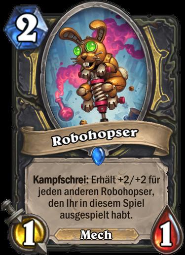 Hearthstone Robohopser