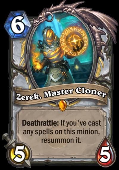 Herathstone Zerek Master Cloner