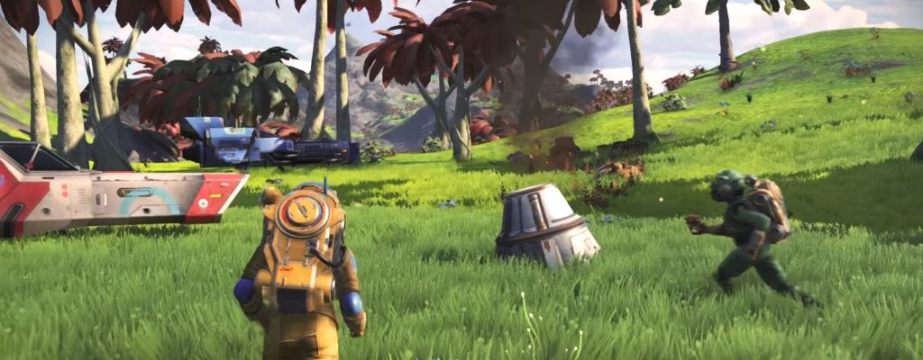 No Man's Sky NEXT: So wechselt Ihr First-Person- und Third-Person-Ansicht