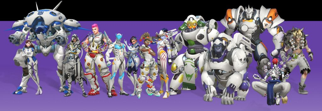 Overwatch LEague Twitch Chat All Access Pass OWL Skins