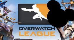Overwatch-League-Header Titel mit Mickey Mouse