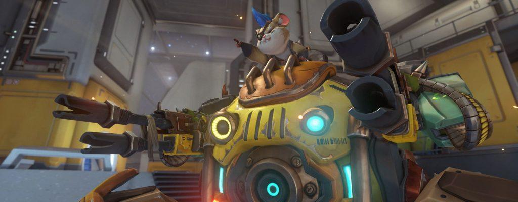 Alles zum neuen Overwatch-Helden Wrecking Ball – Konter, Tipps und Tricks
