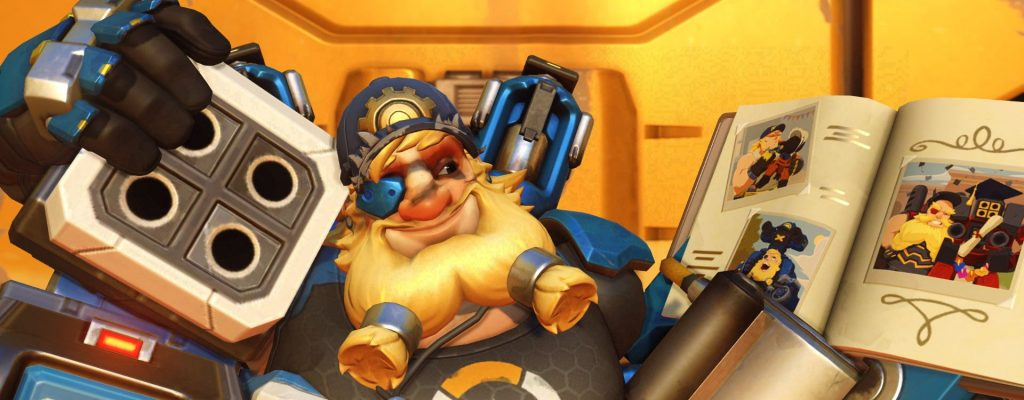 Overwatch Torbjörn Highlight Intro Baby Titel