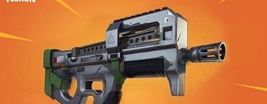 Fortnite: Neue Super-Waffe kommt – Ersehnte, legendäre Maschinenpistole