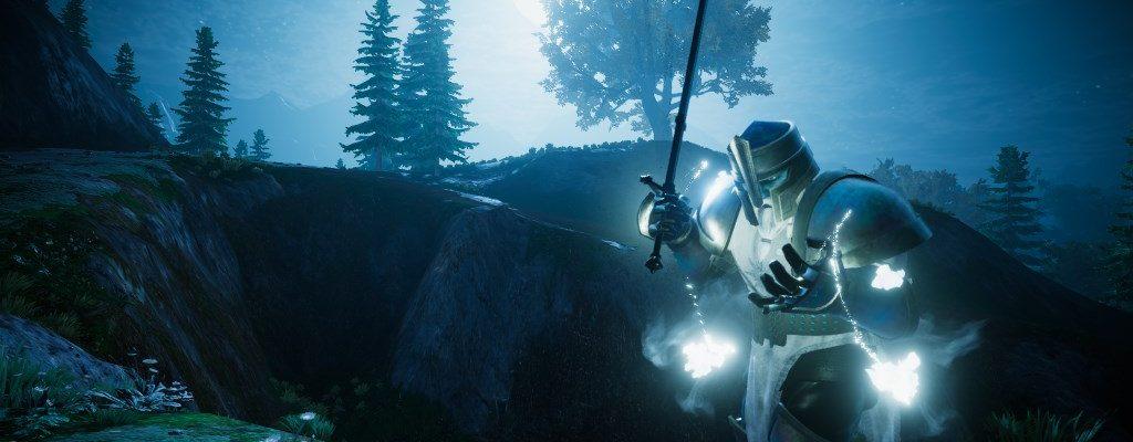 PvE-MMORPG Pantheon wird hoch erwartet, will jetzt auch gut aussehen