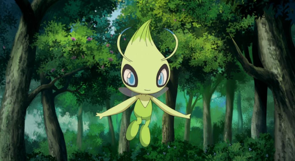 Pokémon-Celebi