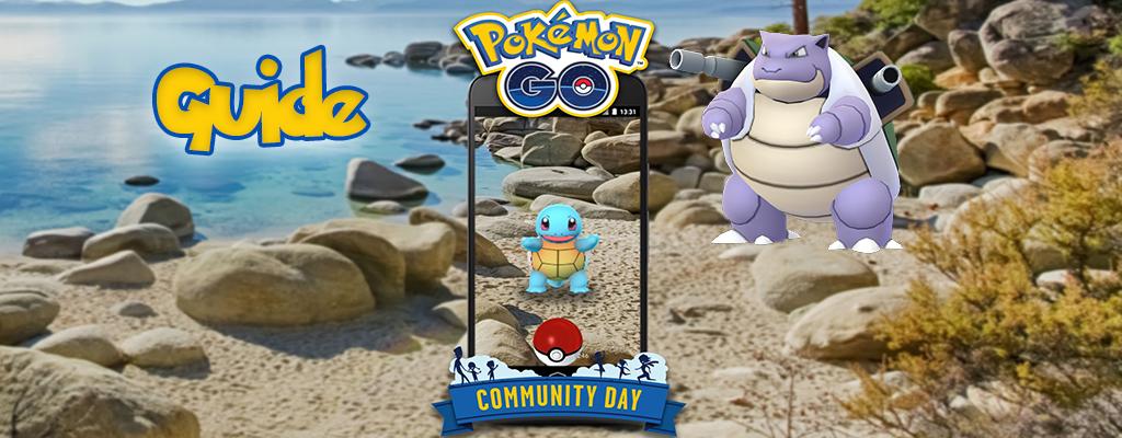 Pokémon GO: Guide für Community Day im Juli mit Schiggy