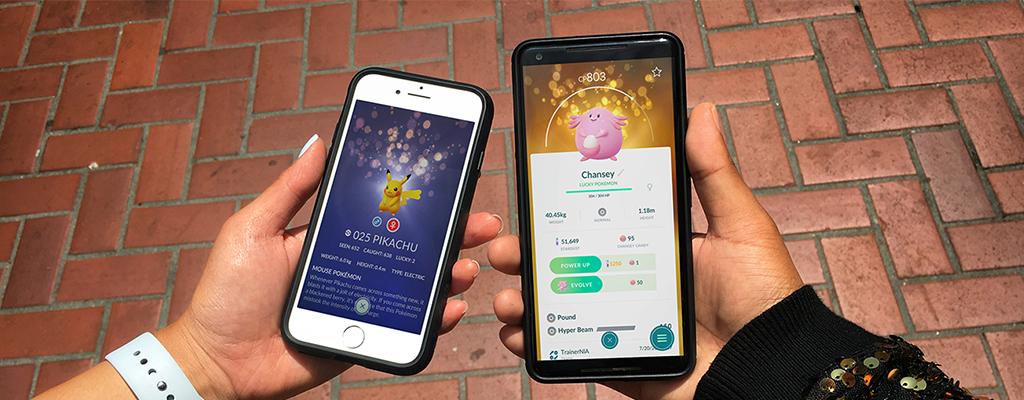 Pokémon GO garantiert Glückspokémon und macht sie noch stärker