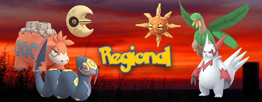 Pokémon GO: Alle regionalen Pokémon und wo Ihr sie fangt – Stand 2018