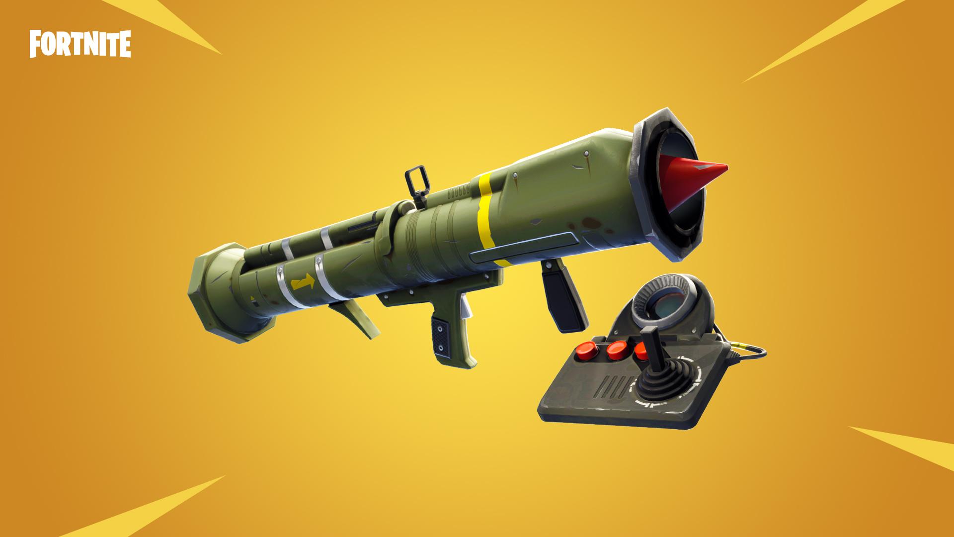 Rakete-Fortnite-Neu