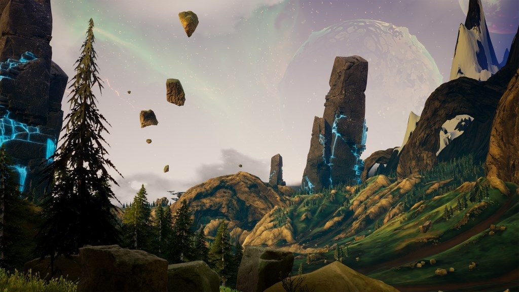 Rend Highlands