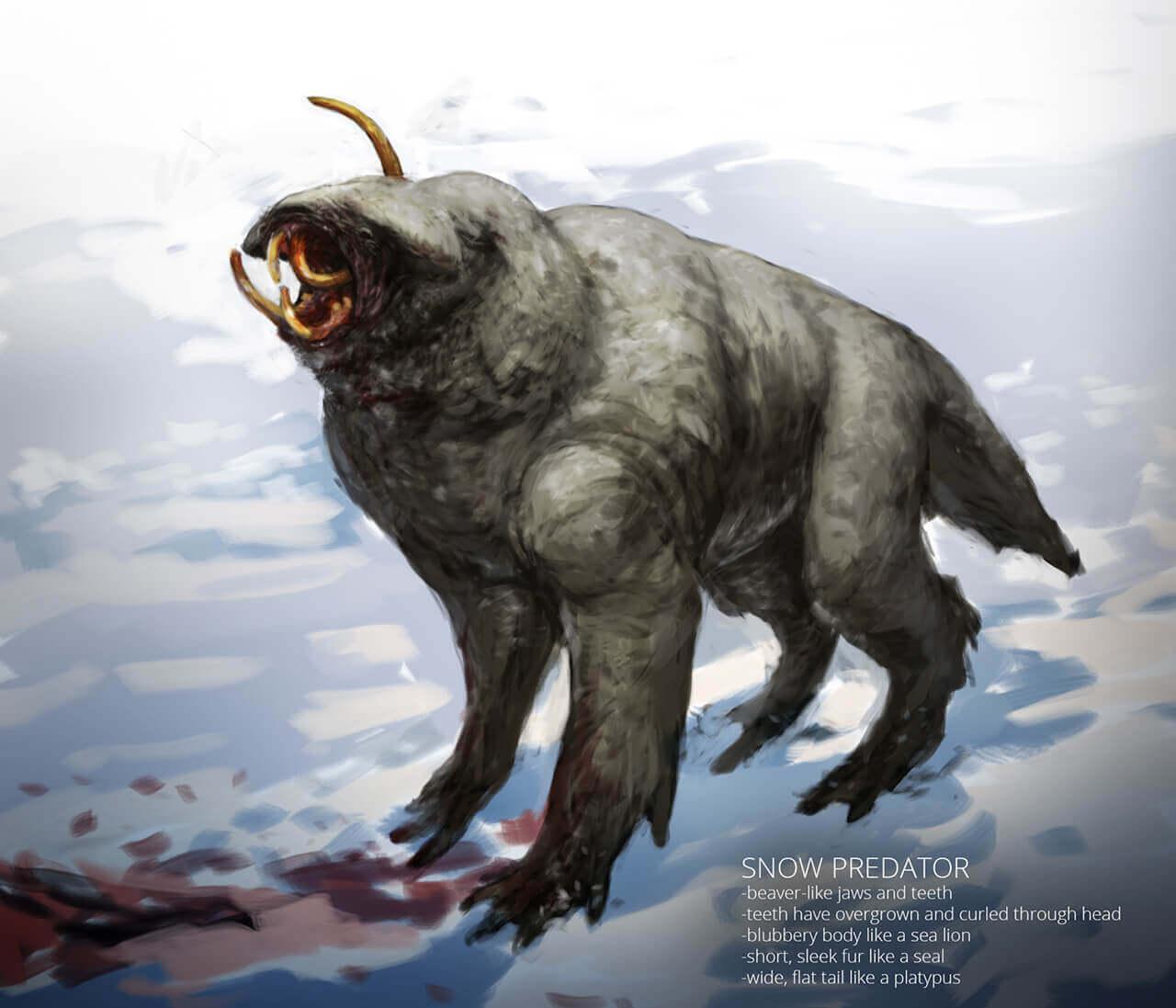 Snow-Predator