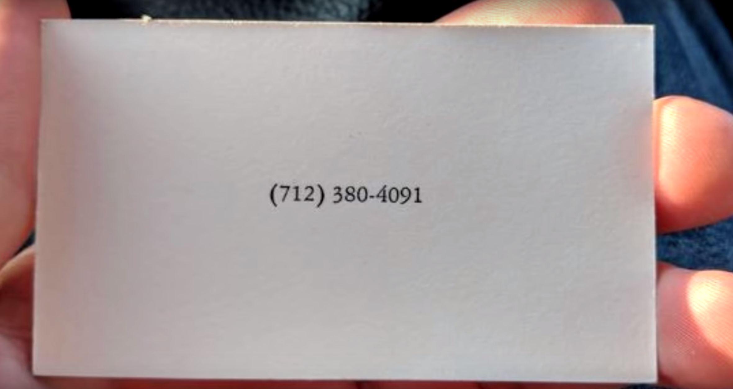 Telefon-Nummer