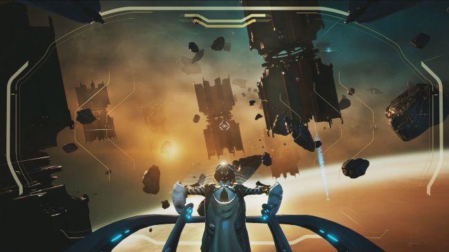 Warframe gibt Spielern das, wovon Destiny-Fans träumen: Raumschlachten