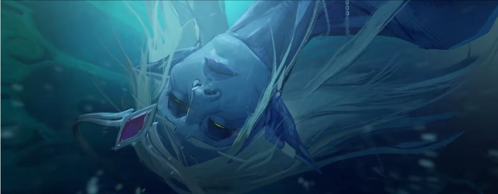 WoW Azshara Drowning